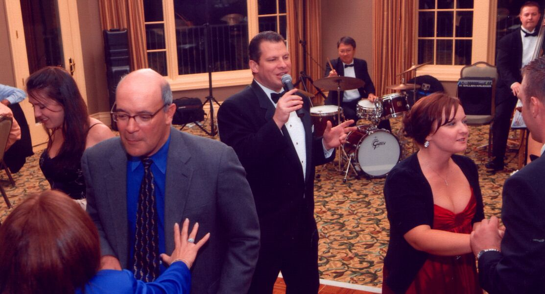 Corporate event w/QUARTET