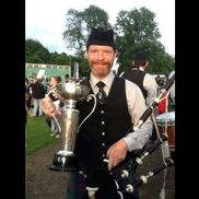Forney, TX Bagpipes | Jimmy Mitchell