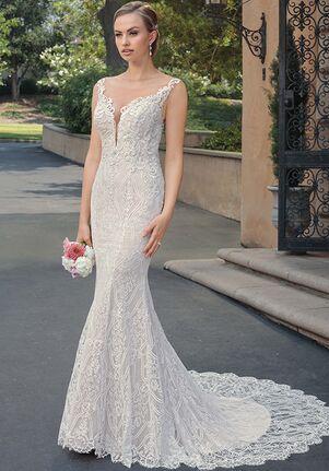 Casablanca Bridal 2329 Laiken Mermaid Wedding Dress