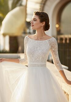 Aire Barcelona INDEL Ball Gown Wedding Dress