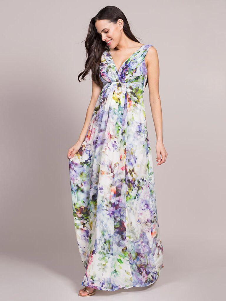 600b46abb59 Maternity Bridesmaid Dresses for Your Pregnant Bridesmaids