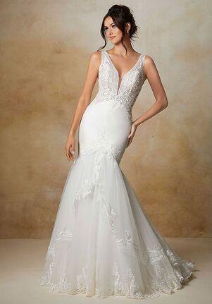Madeline Gardner Signature Bijou Mermaid Wedding Dress