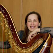 Wilton, CT Harp | Wendy Kerner
