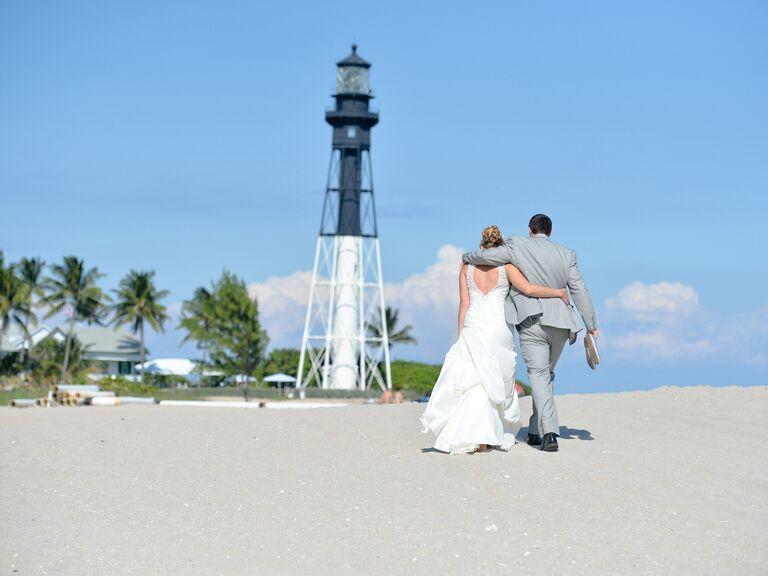 Wedding venue in Pompano Beach, Florida.