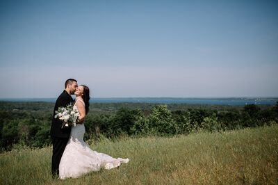Bay View Weddings at Gallagher Farms