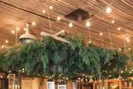 Attorneys Tammy Minott (30) and Justin Mann (32) looked to one of their favorite restaurants, the Garden Café at Terrain, when choosing the spot for t