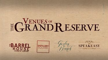 Venues of The Grand Reserve