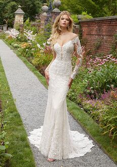 Morilee by Madeline Gardner Pura Sheath Wedding Dress