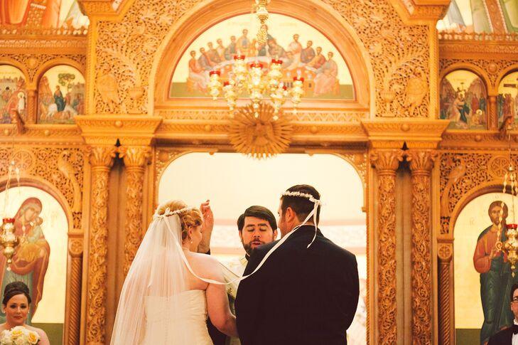 Greek Orthodox Church Ceremony