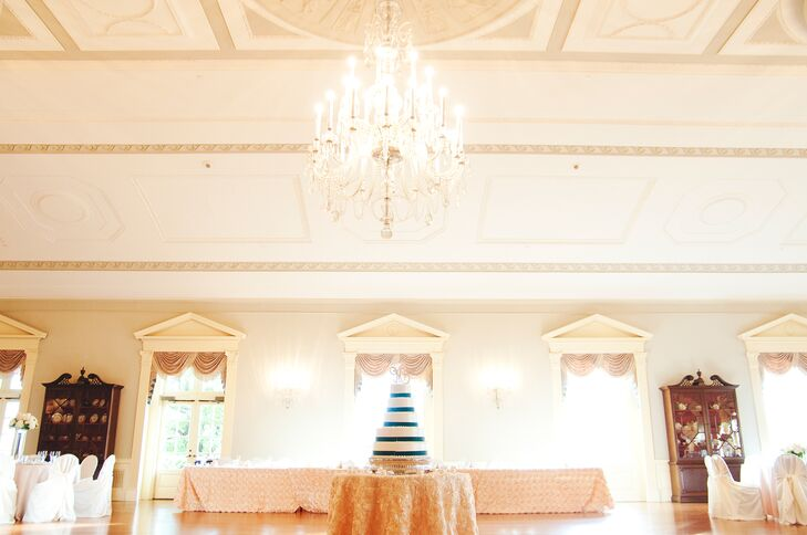 """""""I will never forget walking into the ballroom at The Henry Ford Museum for the first time,"""" Ashley says of Lovett Hall. """"It was breathtaking – even unadorned and completely empty."""""""