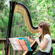 Salt Lake City, UT Harp | Emily Hinchey | Harpist