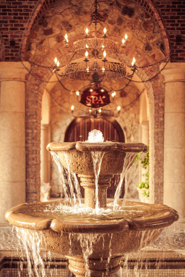 Bella Collina Tuscan Inspired Fountain