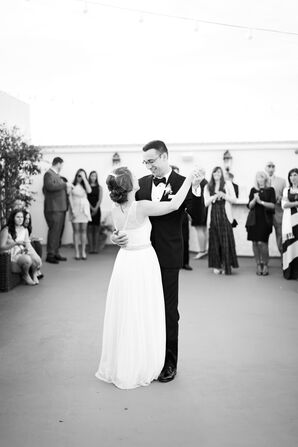 Alex and Bobby's First Dance