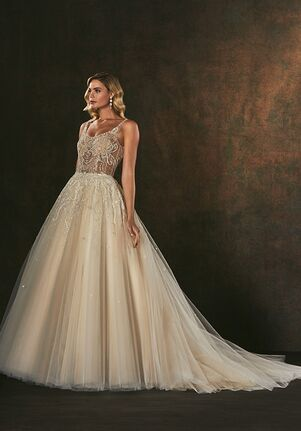 Amaré Couture C149 Hollace Ball Gown Wedding Dress