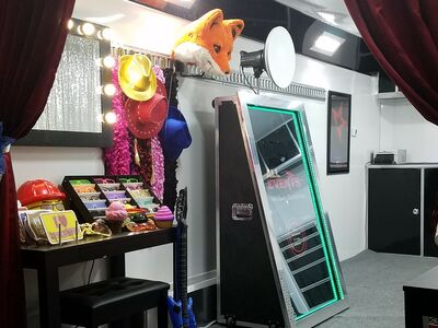 All Events Photo Booth Entertainment