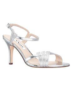 Nina Bridal Vayla_Silver Silver Shoe