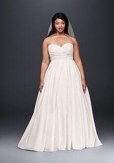 David's Bridal David's Bridal Style 9WG3707 Ball Gown Wedding Dress