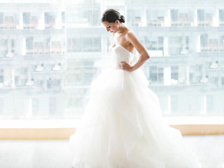 Heres The Average Cost Of A Wedding Dress