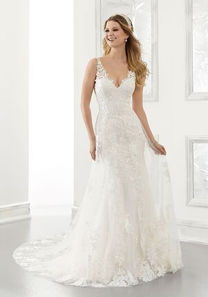 Morilee by Madeline Gardner Amalia Wedding Dress