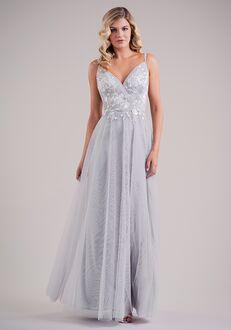 Belsoie Bridesmaids by Jasmine L224002 V-Neck Bridesmaid Dress