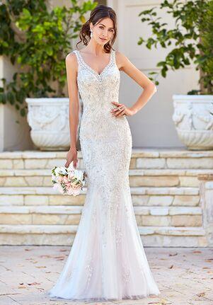 KITTYCHEN CELESTIA, K1641 Sheath Wedding Dress