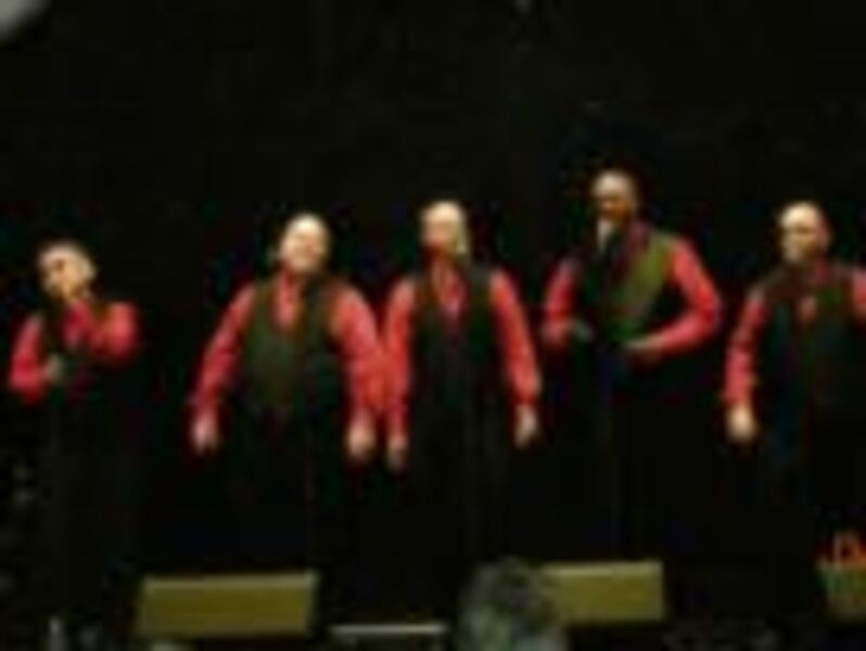 Step Back In Time - A Cappella Group - Putnam Valley, NY