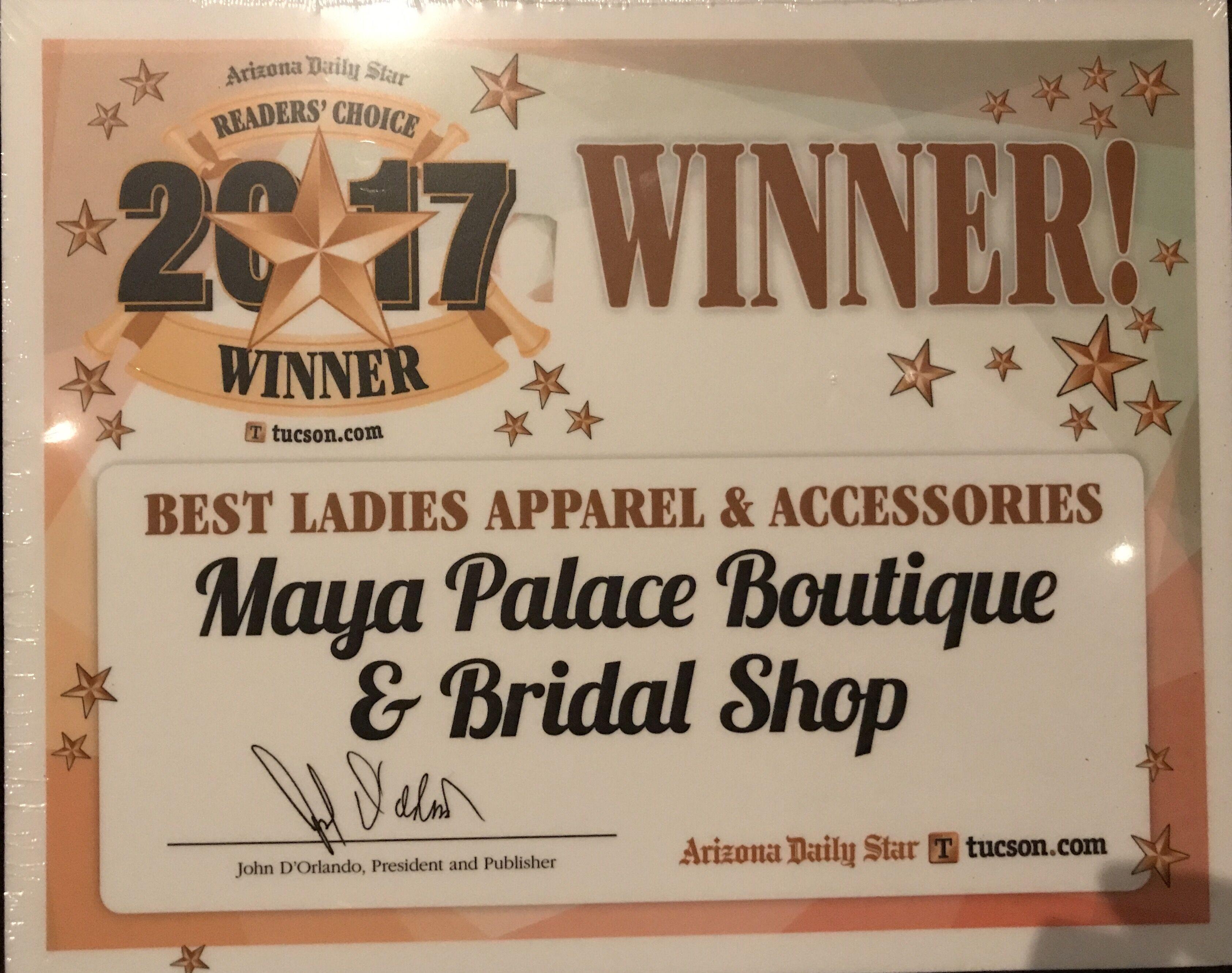 Maya palace boutique and bridal shop tucson az junglespirit Image collections