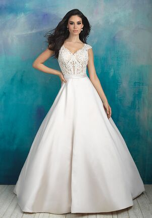 Allure Bridals 9517 Ball Gown Wedding Dress
