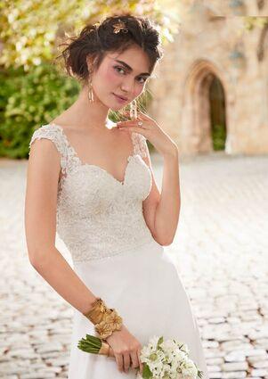 Camille La Vie & Group USA 41790/6556W Wedding Dress