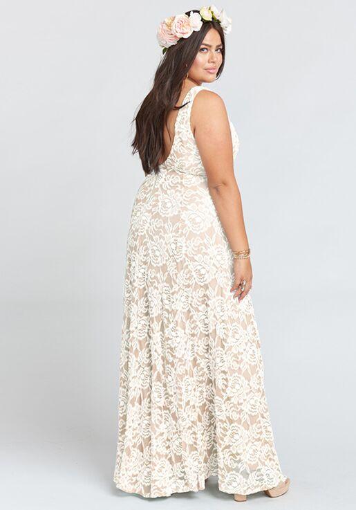 e8ea2ad1340 Show Me Your Mumu Jenn Maxi Dress - Lovers Lace Show Me the Ring ...