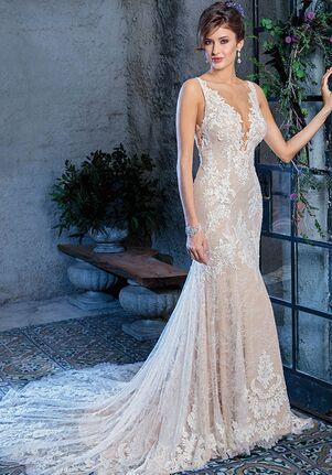 Amaré Couture C136 Serena Mermaid Wedding Dress