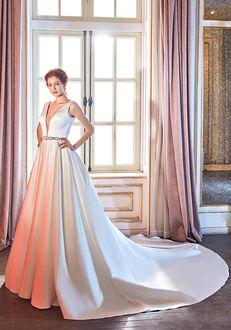 Calla Blanche LA8115 Rosanna Ball Gown Wedding Dress