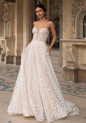PRONOVIAS PRIVÉE HOPKINS Ball Gown Wedding Dress