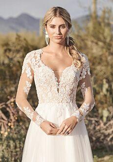 Lillian West 66157 A-Line Wedding Dress