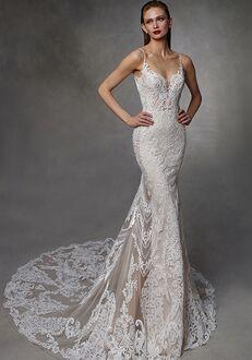 Badgley Mischka Bride Darla Mermaid Wedding Dress