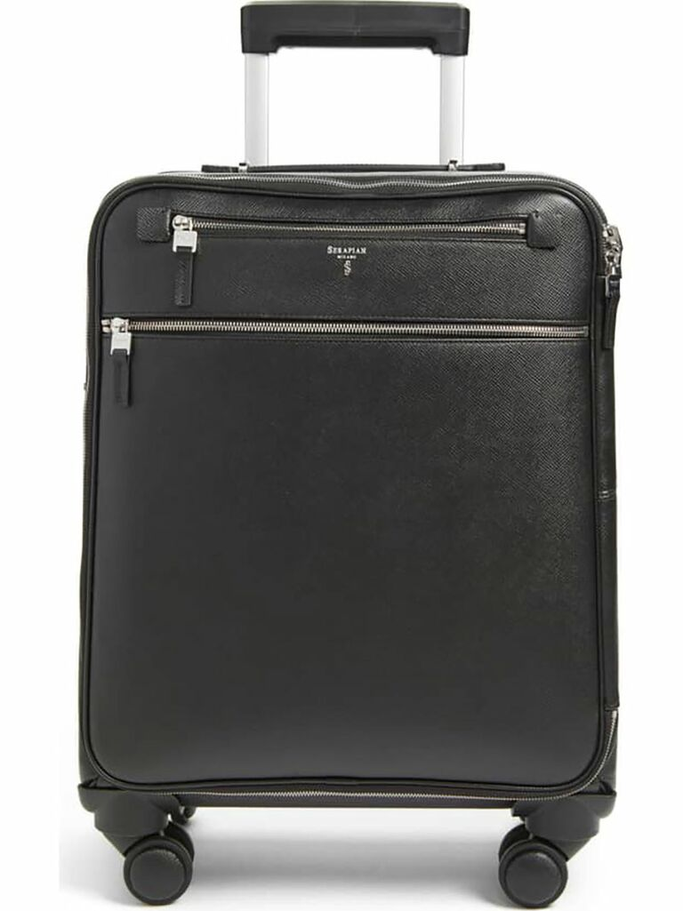 A Great Carry On Suitcase Serapian Milano Best Gift For Husband