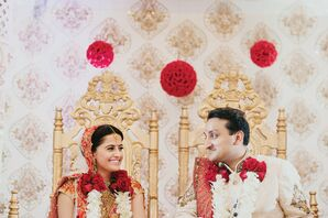 Shital & Darshan in Rockleigh, NJ