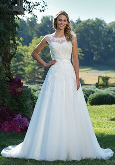 Sincerity Bridal 3771 Ball Gown Wedding Dress
