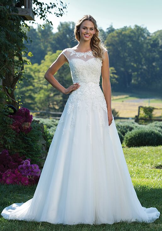51b267455c4d7 Sincerity Bridal 3771 Wedding Dress - The Knot