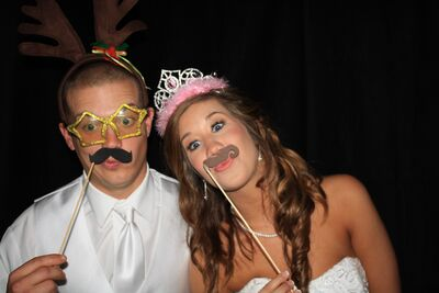 Memories in a Flash Photo Booth Rental