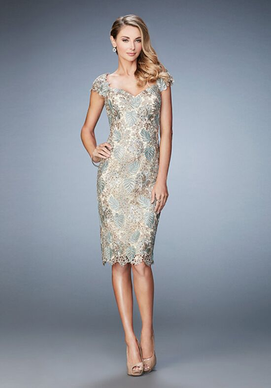 La Femme Evening 22986 Mother Of The Bride Dress The Knot