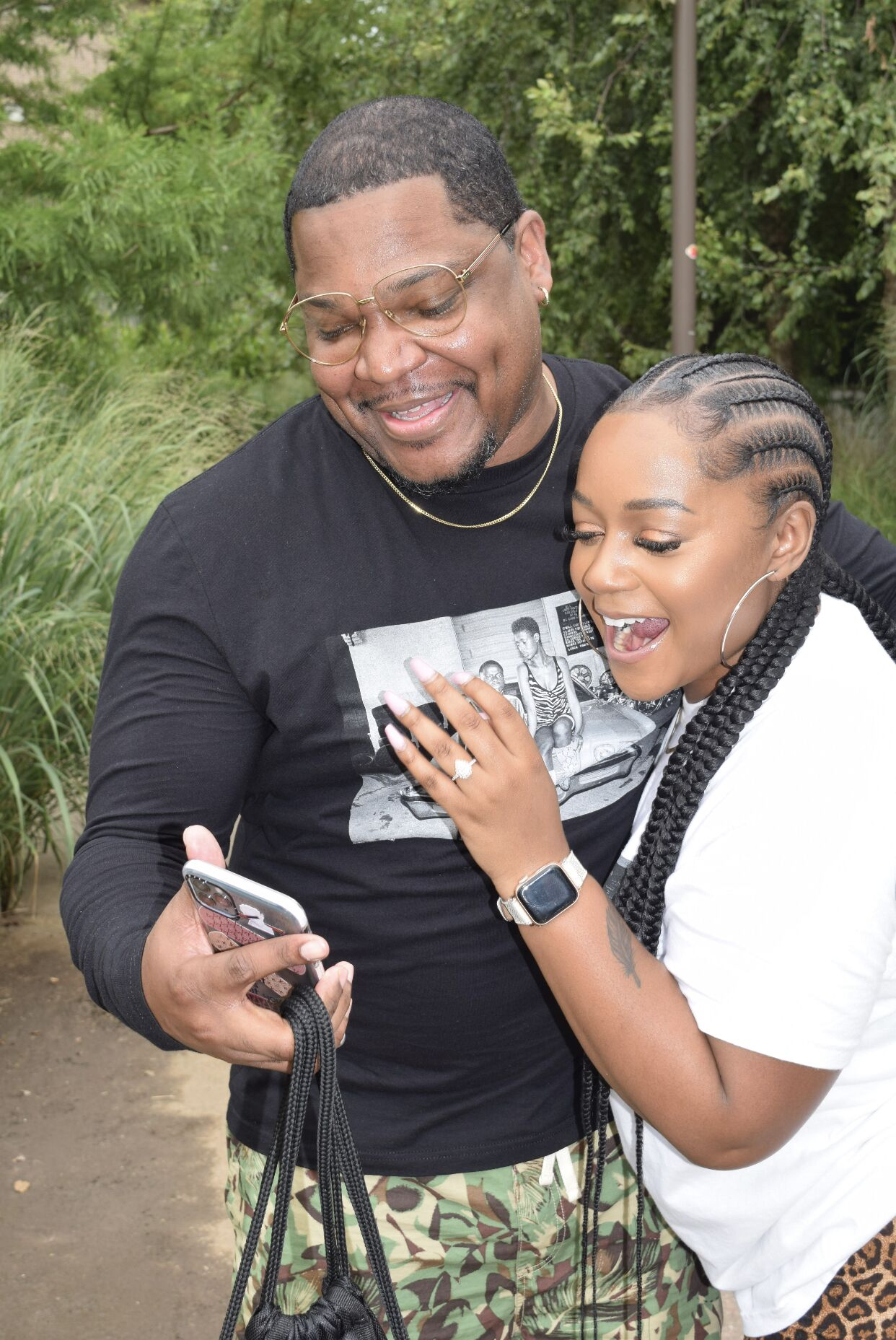 Image 1 of BeBe and Trey