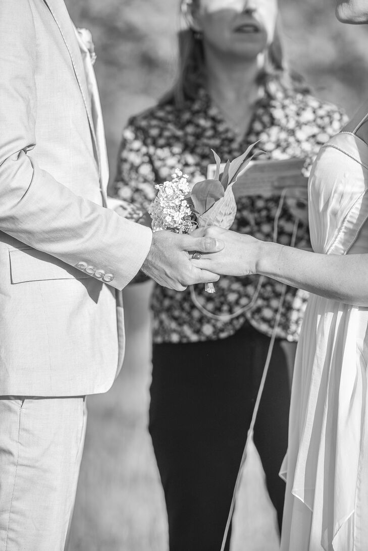 Backyard Wedding Ceremony Vows