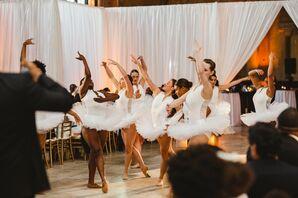 Unique Ballet Wedding Entertainment
