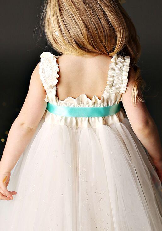 FATTIEPIE Grace Ankle Flower Girl Dress
