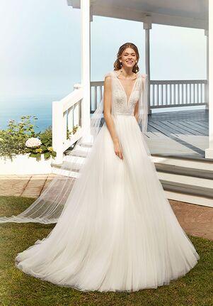 Rosa Clará COROT A-Line Wedding Dress