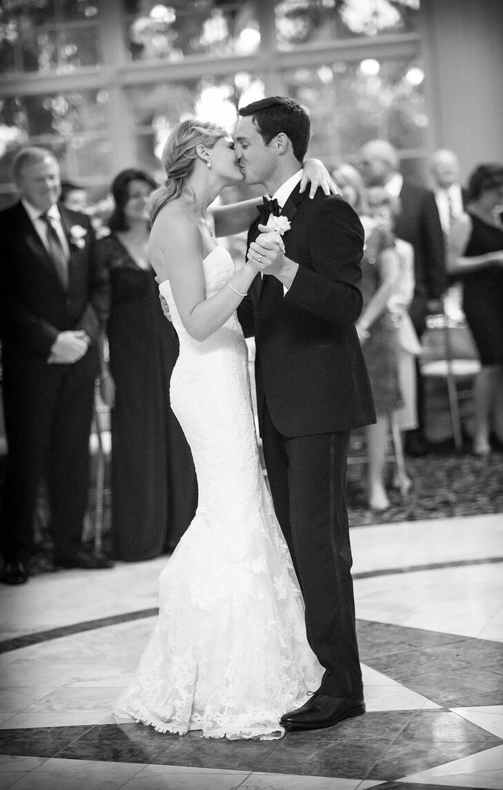 First Dance at The Ashford Estate