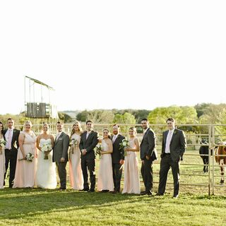 A Romantic Rustic Wedding in Boerne