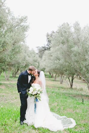 Rustic Garden Wedding in California