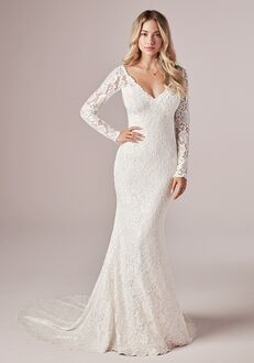 Rebecca Ingram TINA DAWN 8RW706MC Sheath Wedding Dress